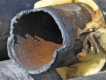 Corrosion Under Insulation (C.U.I.)