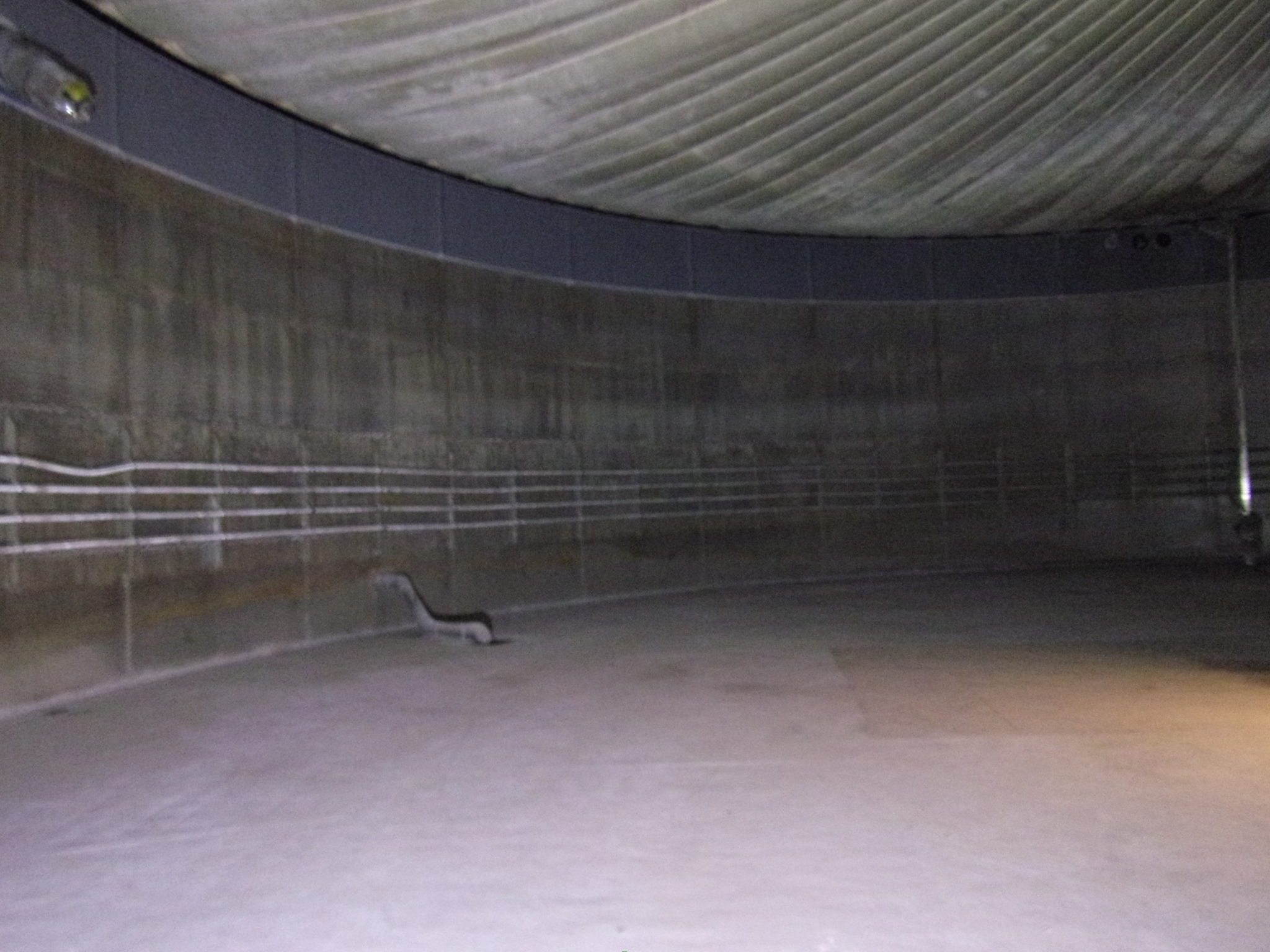 Tank Lining Stainless Steel Digester Lining Mission