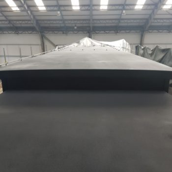 Coating for House Boat Roof