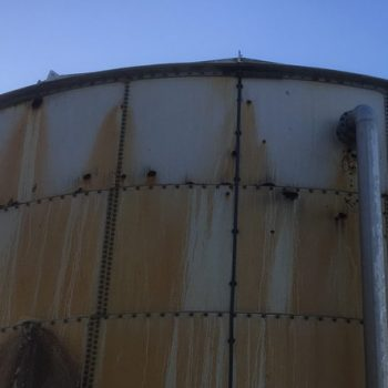 Glass Fused Steel Tank Lining –